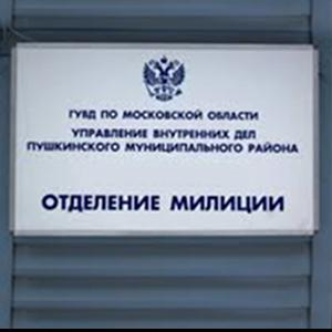Отделения полиции Тигили