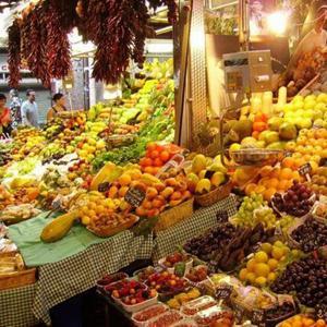 Рынки Тигили