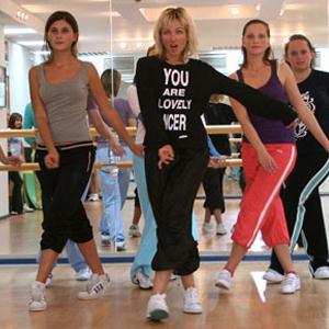 Школы танцев Тигили